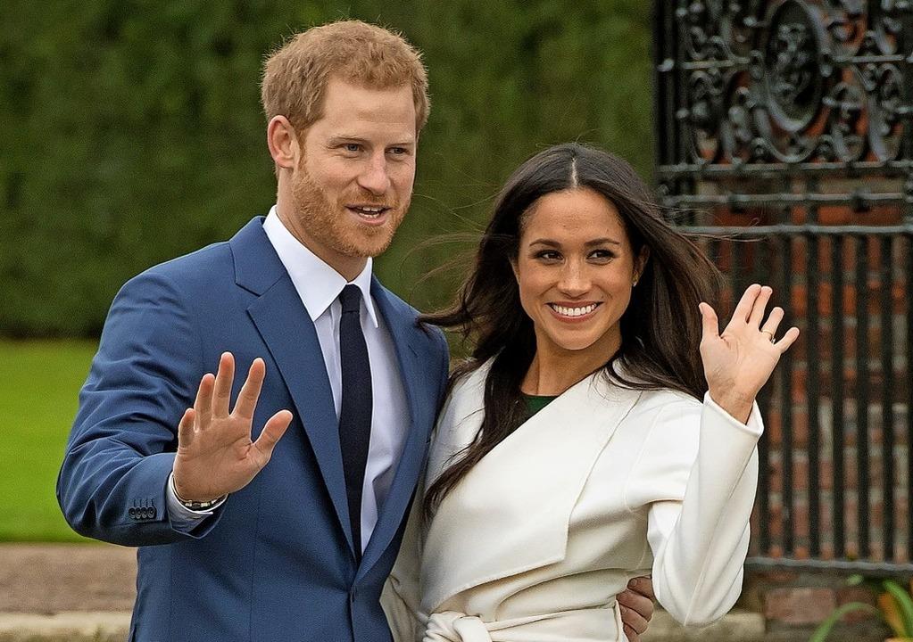 Der Duke und die Duchess of Sussex sagen Tschüss – und das hat Folgen.  | Foto: Dominic Lipinski