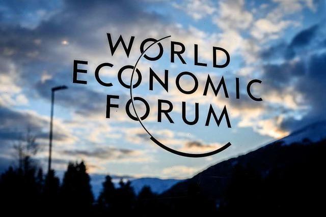 Hinter den Kulissen des Weltwirtschaftsforums