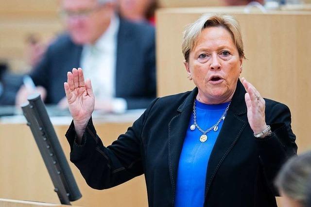 CDU-Spitzenkandidatin: