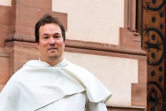 Pater Markus Fischer wechselt nach Oberkirch