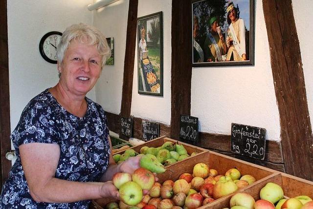 Mit Äpfeln und Erdbeeren fing auf dem Obsthof Blattmann alles an