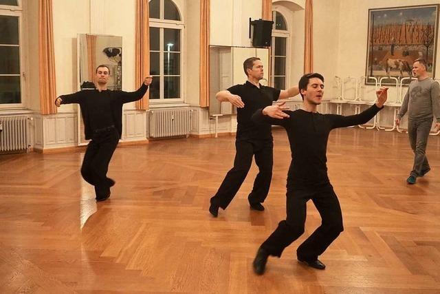 Wie Elite-Tänzer in Müllheim ihren Feinschliff erhalten