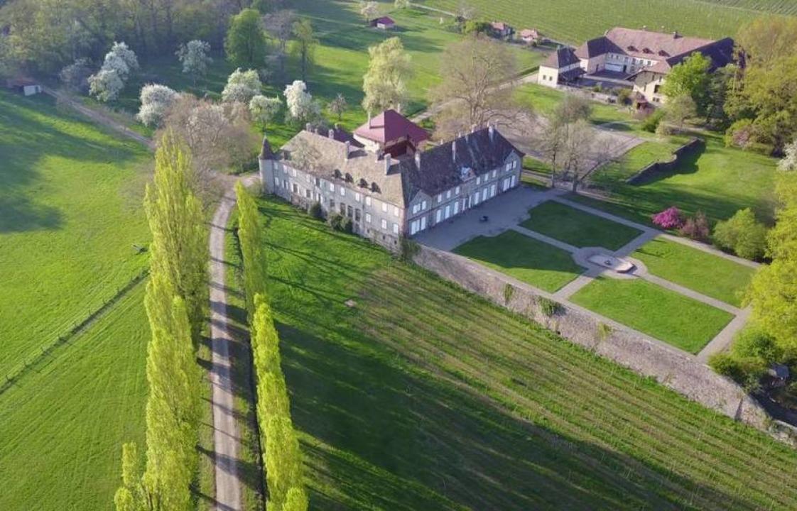 Schloss Ollwiller in Wuenheim  | Foto: www.cavevieilarmand.com