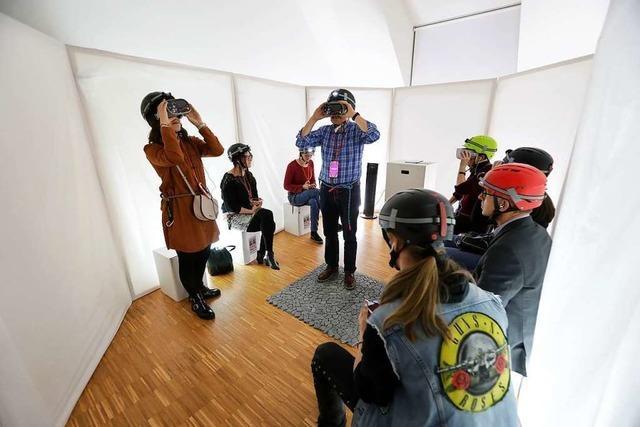 Zukunftstheater zeigt, wie Digitalisierung das Leben und Arbeiten verändern kann