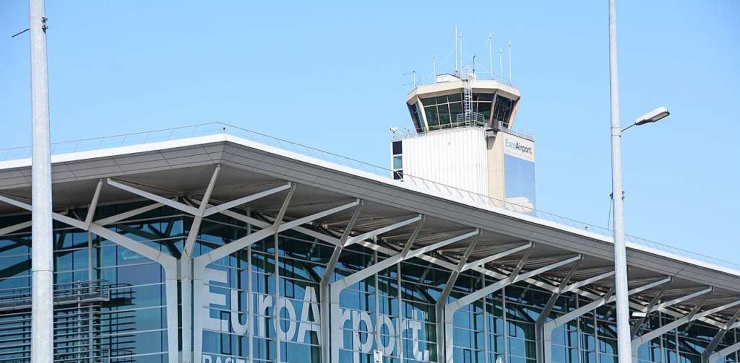 Der Euroairport bei Basel  | Foto: Annette Mahro
