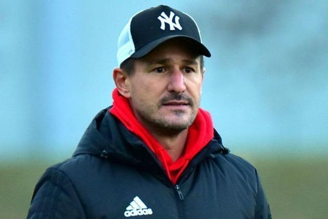 Sven Martin bleibt Cheftrainer des FC Bad Krozingen