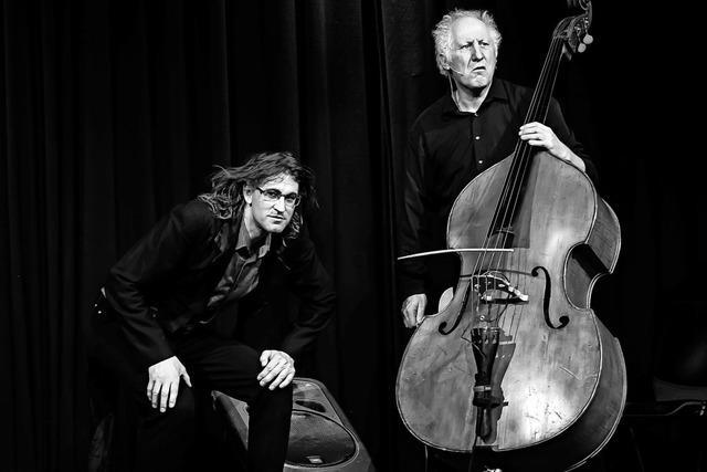 Marcus Jeroch und Wolfgang Fernow in Emmendingen