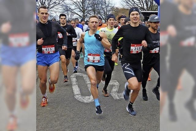 700 Läufer starteten beim 29. Allmendlauf