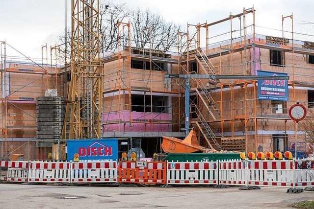 Rund 10 Millionen Euro fürs Wohnen in Waldkirch