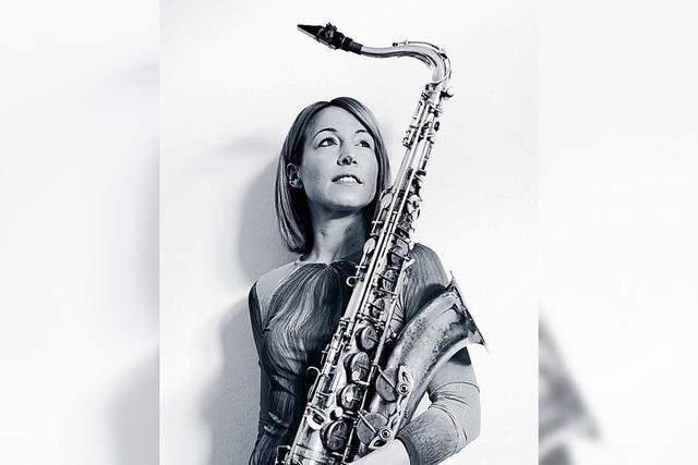 Der Jazzclub 41 präsentiert Stephanie Lottermoser