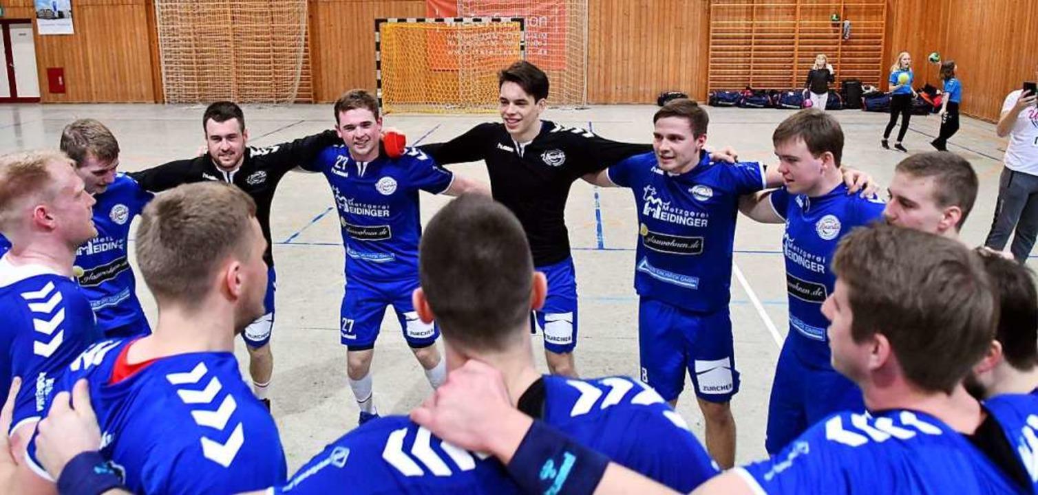 Der HTV Meißenheim feiert einen wichtigen Auswärtssieg.    Foto: Wolfgang Künstle