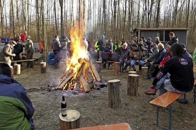 Neue Rekorde bei Hartheimer Holzversteigerung
