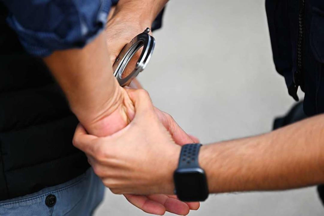 Die beiden Flüchtigen wurden schnell geschnappt (Symbolfoto).    Foto: Jonas Hirt