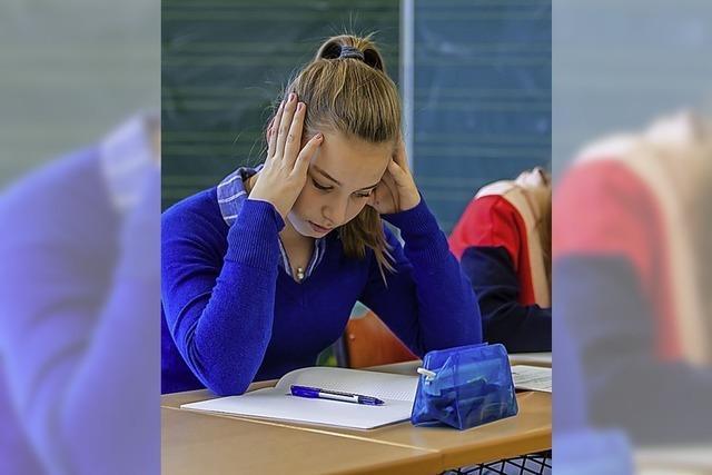 Schluss mit dem Schulstress