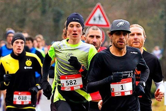 Niklas Martin schafft beim Allmendlauf im Endspurt eine große Überraschung