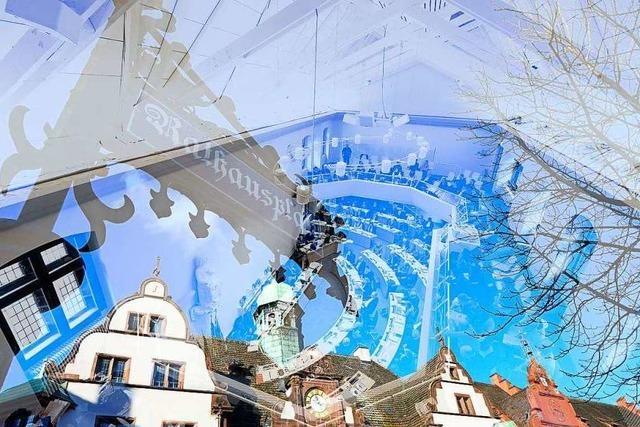 Die Freie-Wähler-Fraktion in Freiburgs Gemeinderat ist geplatzt