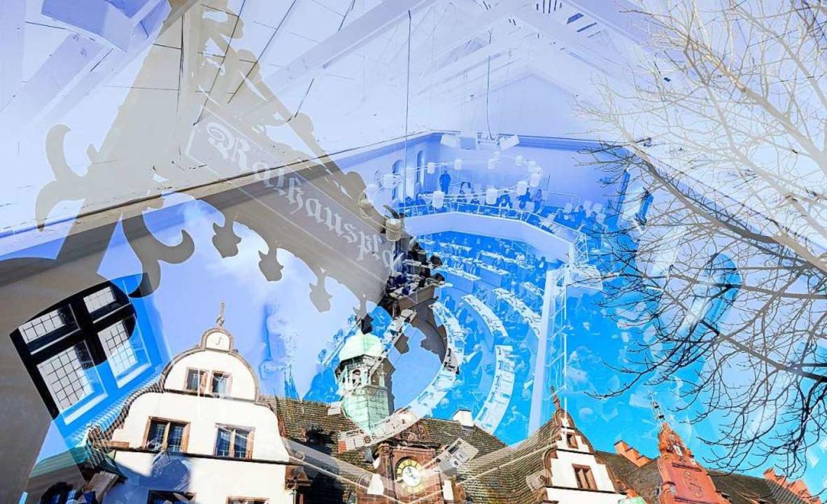 Im Rathaus stehen Veränderungen an: Ei..., eine neue steht in den Startlöchern.  | Foto: Ingo Schneider
