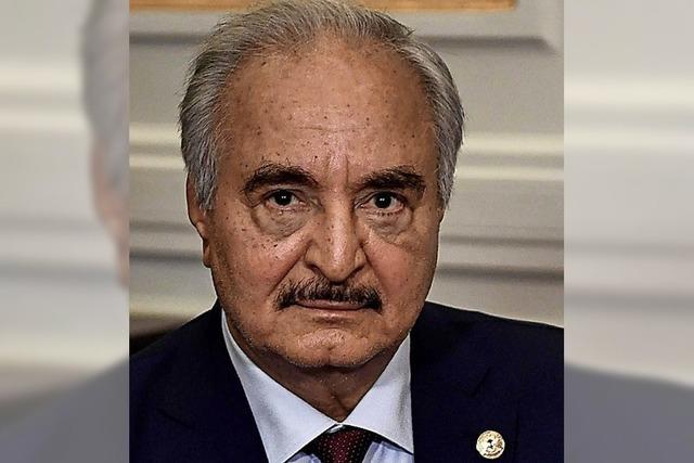 Moskau hält Libyen noch nicht reif für den Frieden