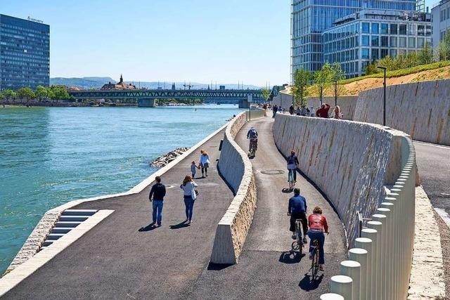 Was bleibt von der Internationalen Bauausstellung IBA Basel 2020?