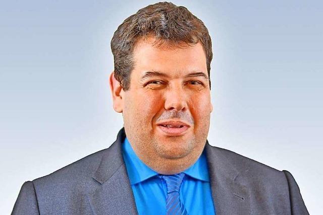 Bürgermeister Peter Schelshorn tritt in Schönau wieder zur Wahl an