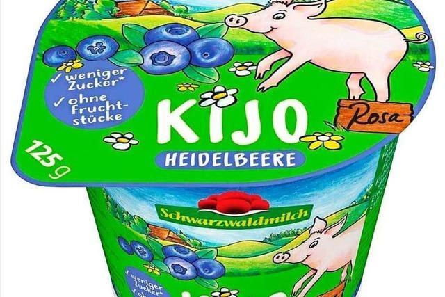 Den neuen Kinderjoghurt von Schwarzwaldmilch haben Kinder konzipiert