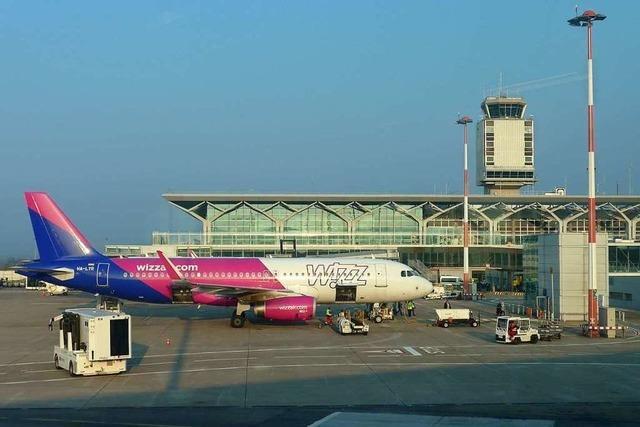 Neuer Passagierrekord – Euroairport bleibt auf Wachstumskurs