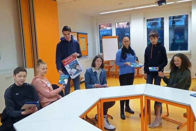 Gemeinde Bötzingen veröffentlicht lokale Ausbildungsbroschüre