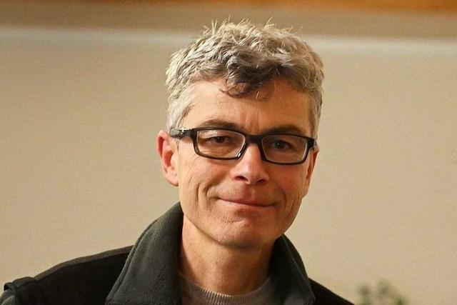 Hansjörg Bockstaller ist neuer Gemeindeförster in Buchenbach