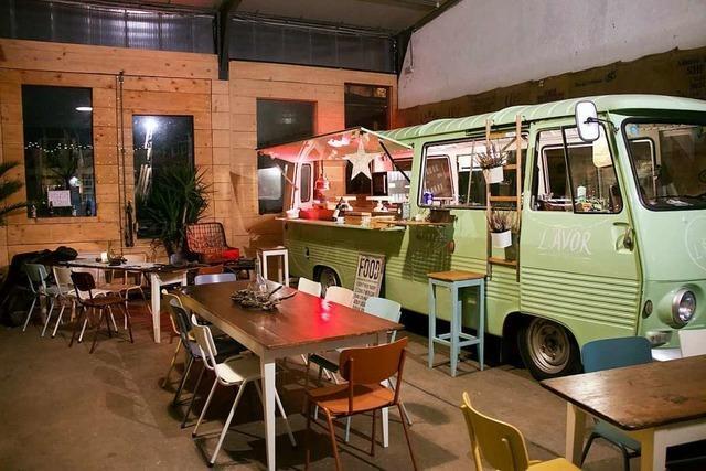 José Lavor eröffnet Pop-Up-Restaurant in der Schopfheimer Straße