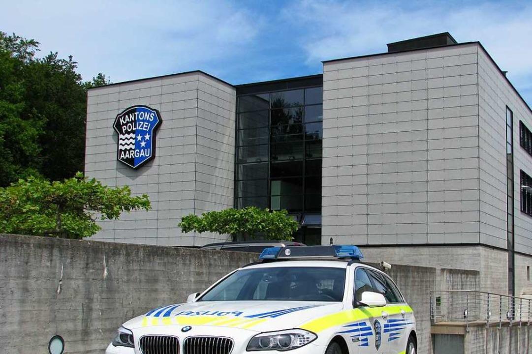Die Kantonspolizei zeigte den Autofahrer an.  | Foto: Kantonspolizei Aargau