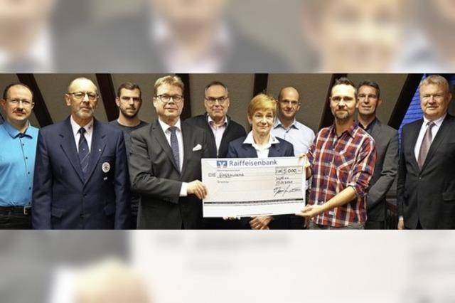 5000 Euro für Wyhler Vereine