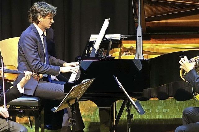 Beethoven erschallt aus dem Horn