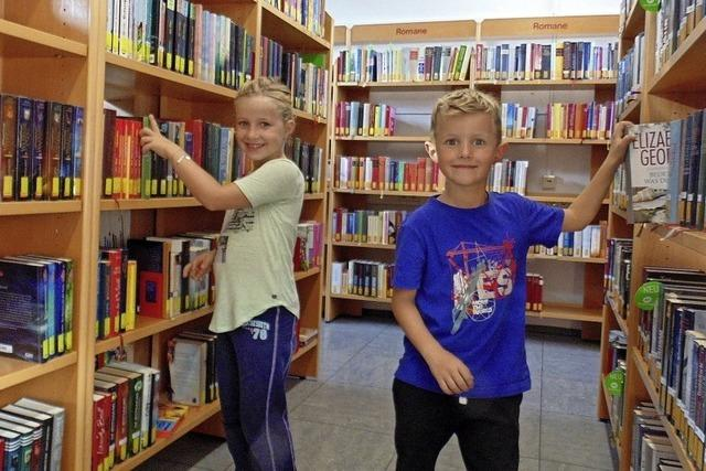 Bücherei bekommt größere Räume