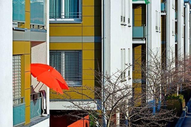 Freiburg verliert in den nächsten elf Jahren 1800 Sozialwohnungen