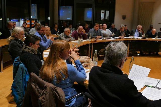 Vor der Namensänderung der Halle in Efringen-Kirchen gab es hitzige Debatten