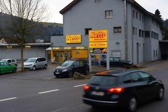 Anwohner kritisieren Netto-Markt in Schönau