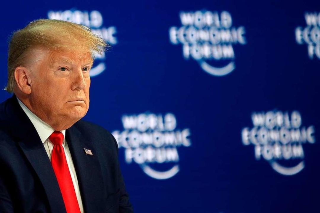 Donald Trump  | Foto: JIM WATSON (AFP)
