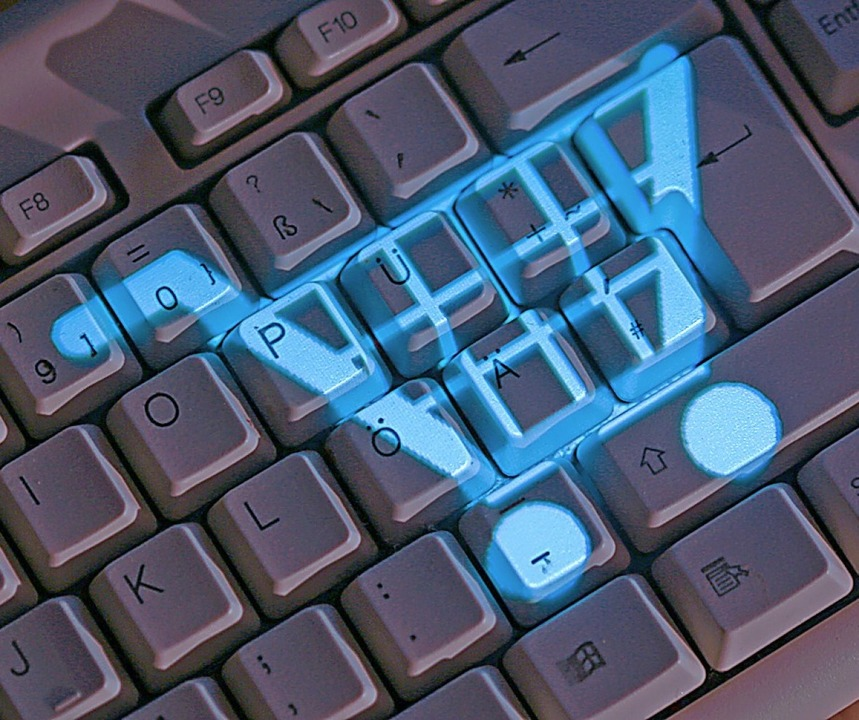 Der virtuelle Warenkorb bleibt selten so leer.    Foto: Jens Büttner