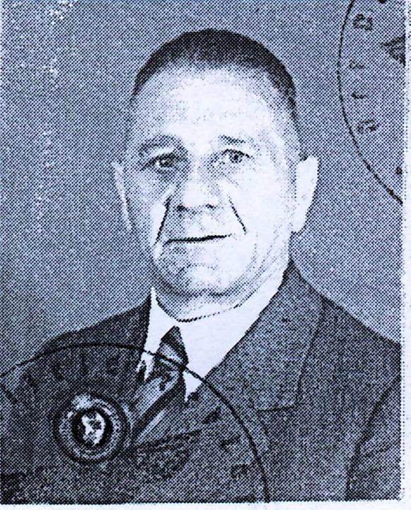 Sigmund Günzburger im Jahr 1938  | Foto: Archives départementales du Rhône (Lyon)