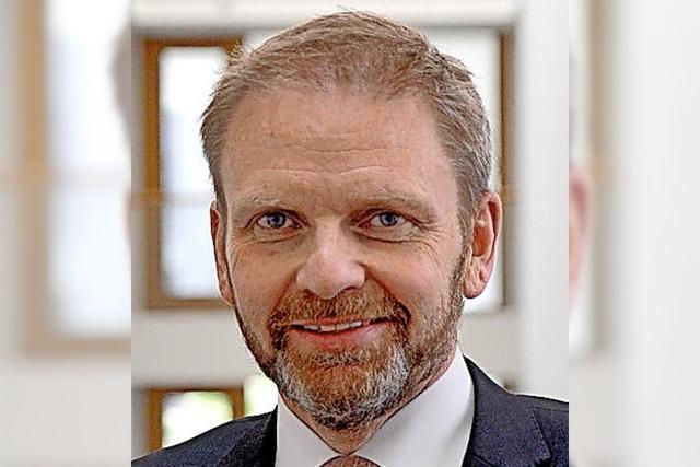 Staatssekretär Ratzmann gibt Posten auf