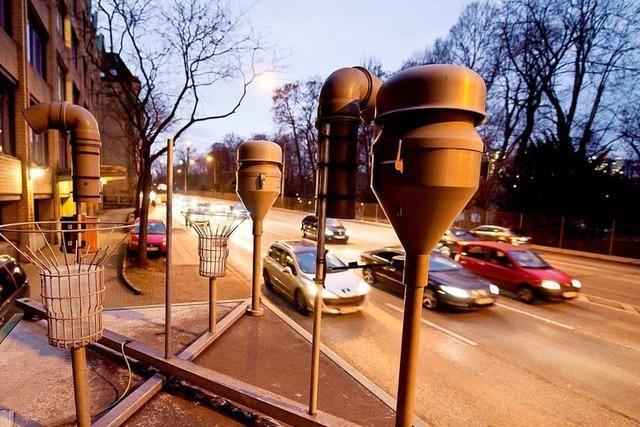 Die Luft in Baden-Württembergs Städten wird besser