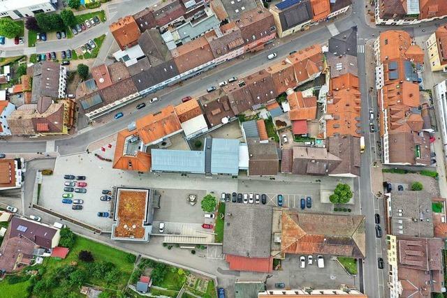 Die Innenstadt in Zell soll wiederbelebt werden
