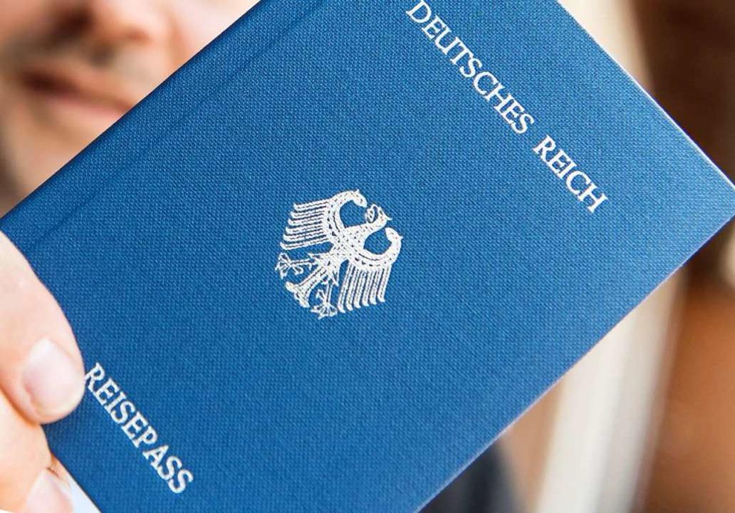 """""""Reichsbürger"""" lehnen die  Bundesrepublik Deutschland ab.    Foto: Patrick Seeger"""