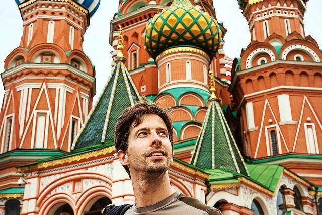 Reiseautor Stephan Orth berichtet vom Couchsurfing in Russland