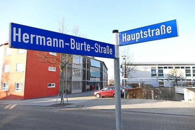 Die Beschäftigung mit Hermann Burte ist wichtig