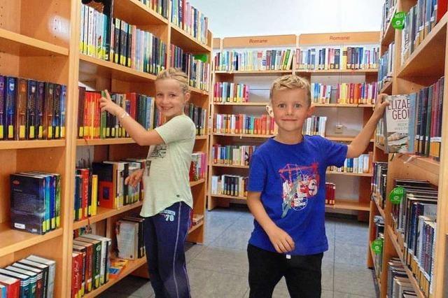 Bücherei in Murg bekommt größere Räume