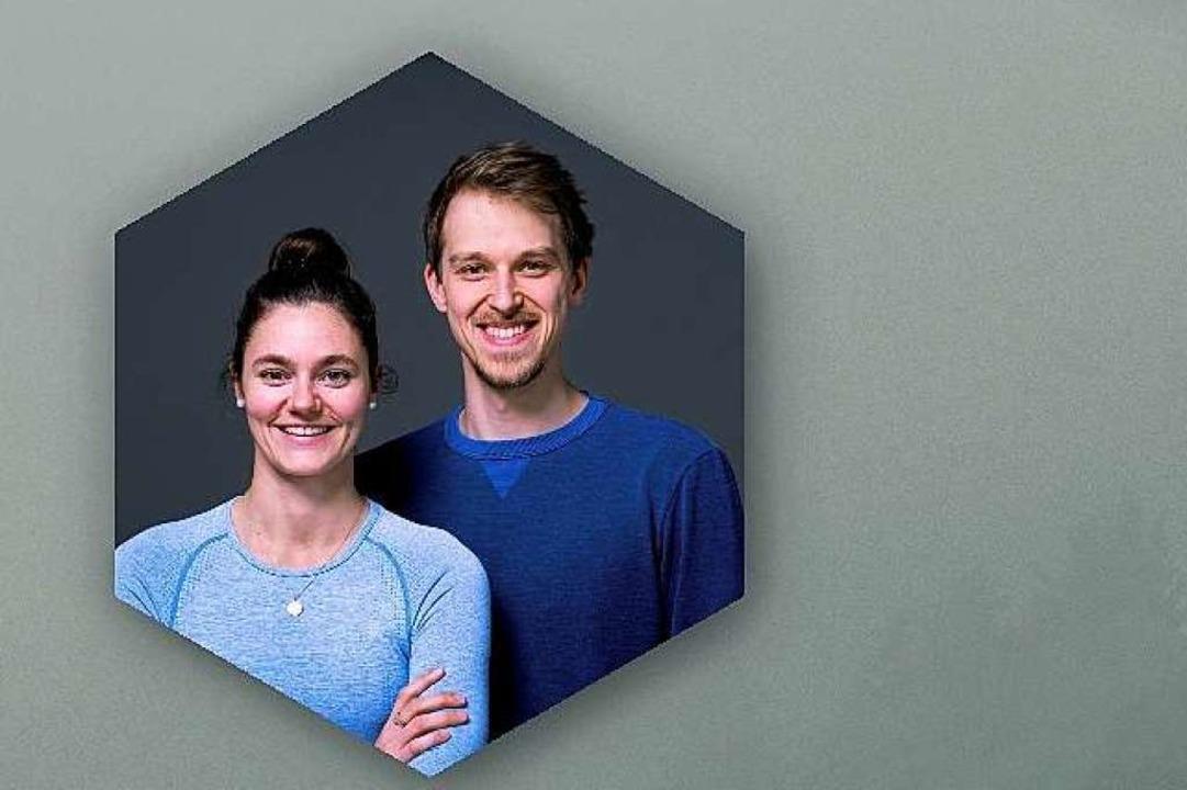 Michelle Wegener und Jan Edward Karczewski  | Foto: Privat