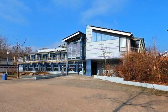 Realschule bietet Obdach für Kindergarten in Wehr