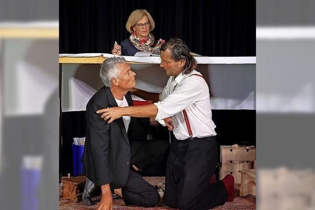 Kleinkunstbühne Kirchzarten-Burg präsentiert Theaterabend in der Talvogtei