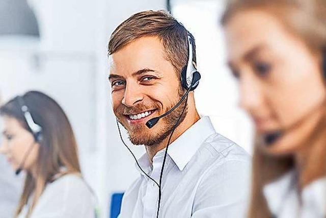 Abwechslungsreicher Teilzeitjob für serviceorientierte Menschen